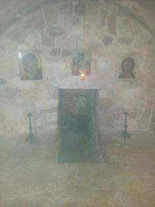 Das Grab von Elisabeth?