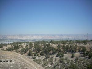 Ein Blick nach Jordanien