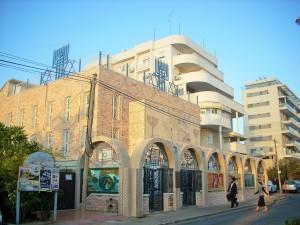 Eine Synagoge in Akko