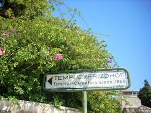 Der Templerfriedhof