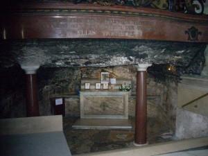 Das Grab von Elias?